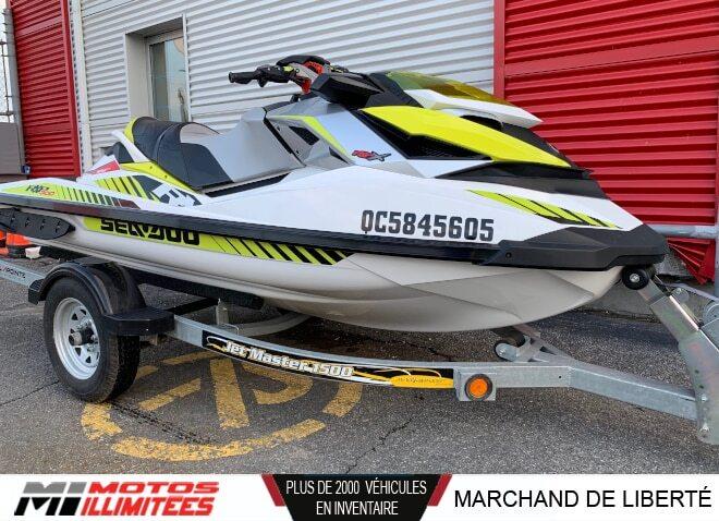 Sea-Doo/BRP RXP X 300 2016 - Prix fin de saison sans échange.