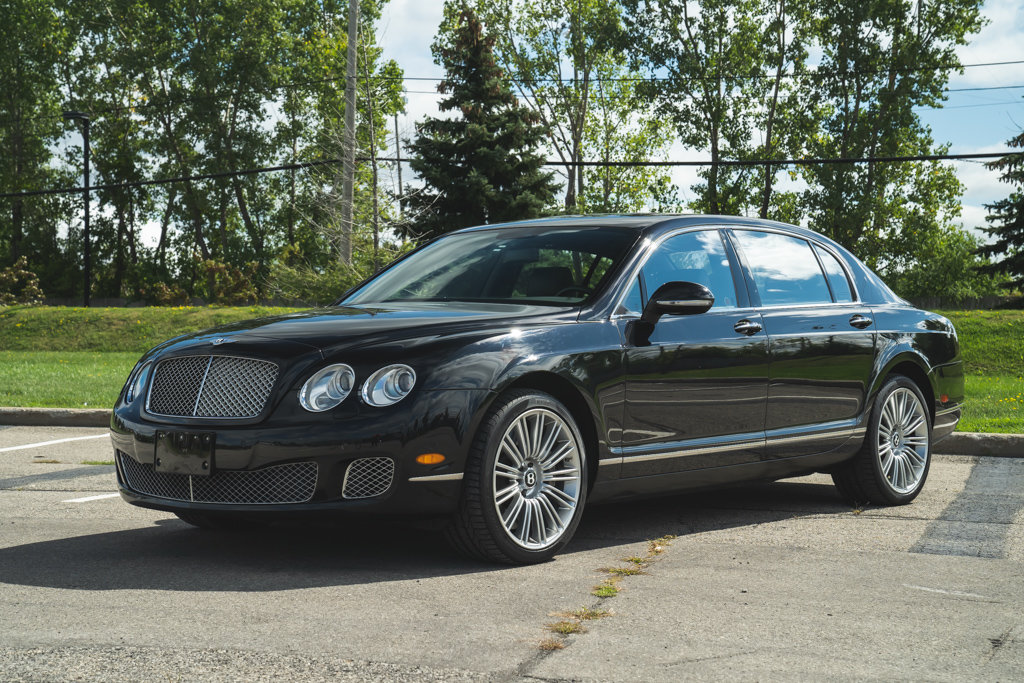 Bentley Continental Flying Spur Speed 2011 #P15754A