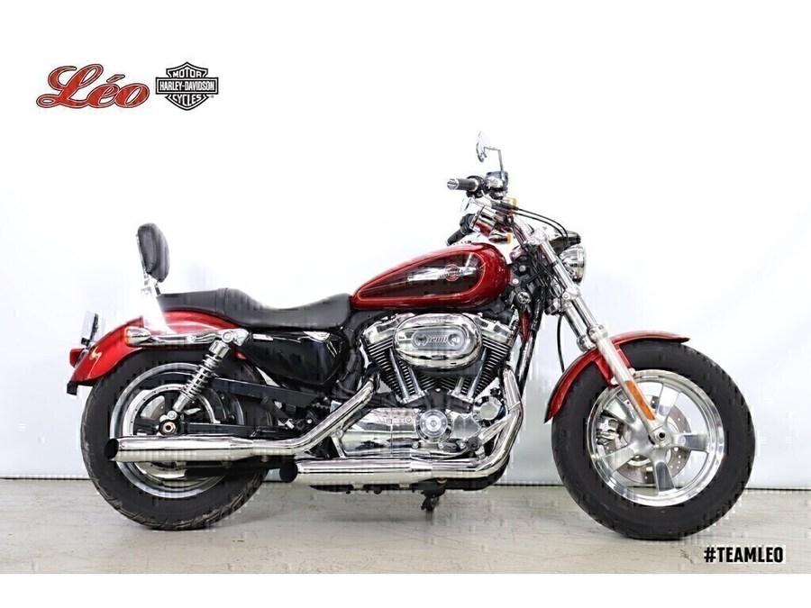 19590 Harley-Davidson Sportster 1200 Custom Trike 2012