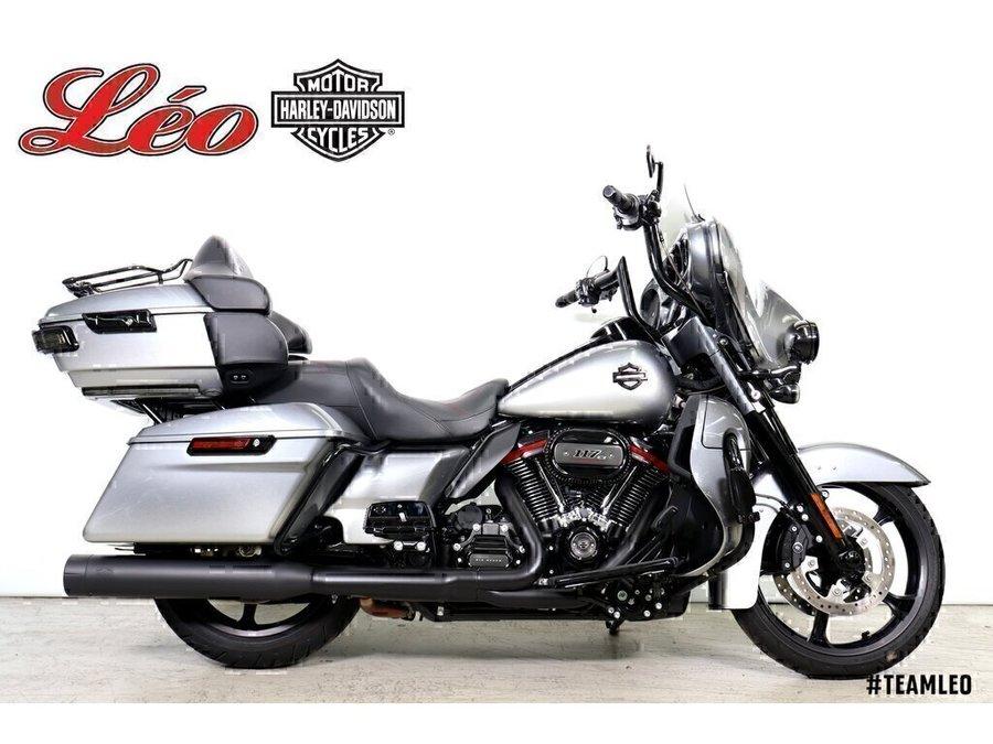 Harley-Davidson Electra Glide 2019 - **CVO**