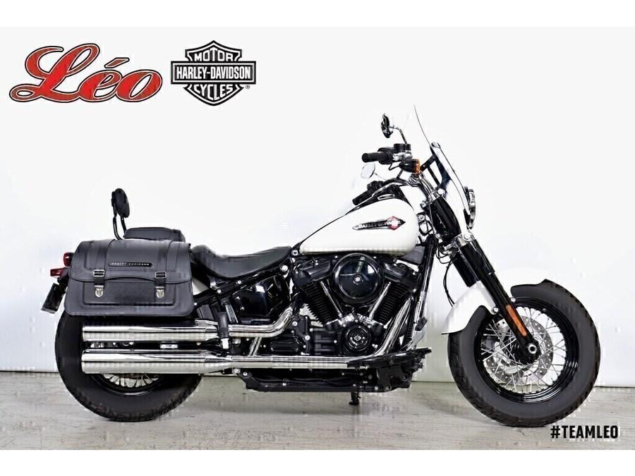 Harley-Davidson Softail Slim - **Accessoires inclus** 2018