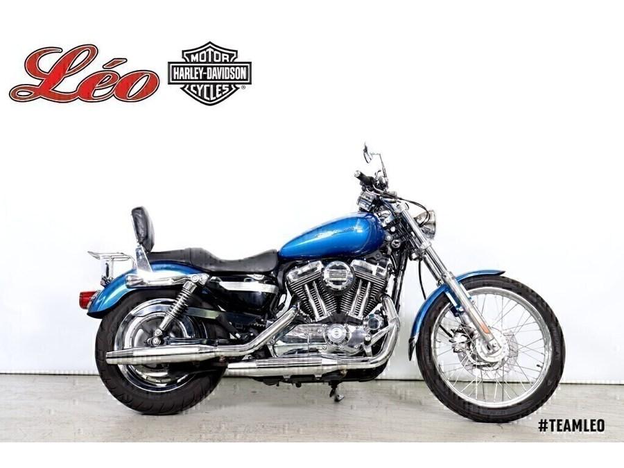 19710 Harley-Davidson Sportster 1200 Custom Trike 2007